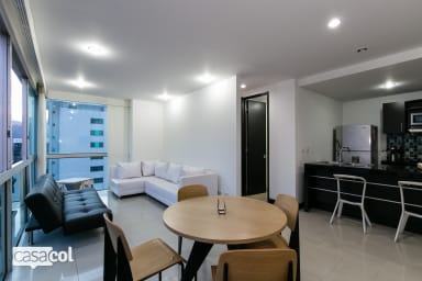 furnished apartments medellin - Nueva Alejandria 604