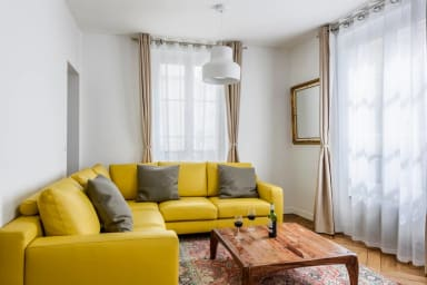 Luxury 4-BDR Apartment near Saint-Germain-des-Prés