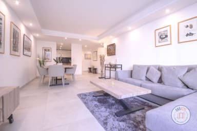Beautiful and luminous 2 bedrooms in the heart of Cannes