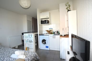 Studio Gare St Roch - Air Rental