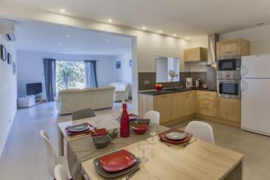 Domaine Ghjulia - Casa Nebbiu, appartement au cœur des vignes