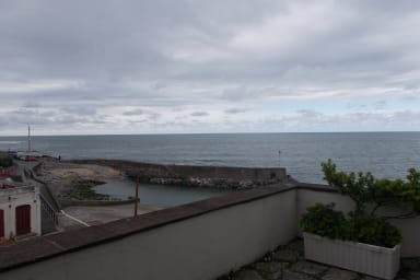 Port de Guéthary │ Appartement vue océan ·  2 chambres · Terrasse · Parking