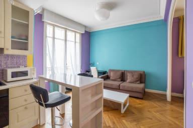 Beau studio au coeur de Nice - W434