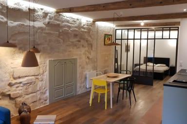 Appartement dans le centre historique d'Avignon - W445