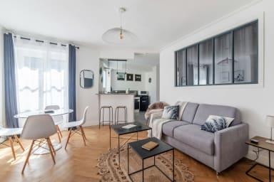 Appartement de charme au coeur de Lyon - W430