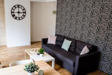 Appartement cosy hyper centre au calme