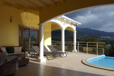 Villa Les Frégates****  villa de luxe