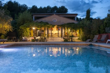 Air conciergerie-La bastide dou Pastre- Maison de famille 6 chambres