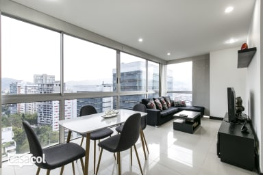 furnished apartments medellin - Nueva Alejandria 1704