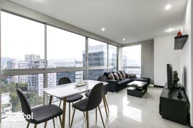 furnished apartments medellin - Nueva Alejandria 1704
