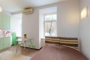 Smartbnb - Студия на Петровке - Спальня