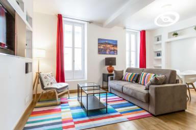 Appartement moderne et lumineux à Marseille, proche du Vieux Port - Welkeys