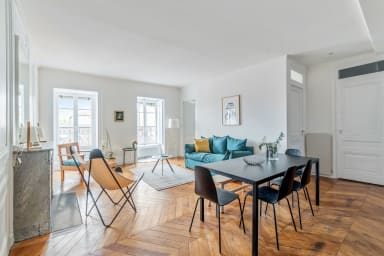 MEDIUM STAY ONLY - Beautiful flat in the heart of Lyon - WELKEYS