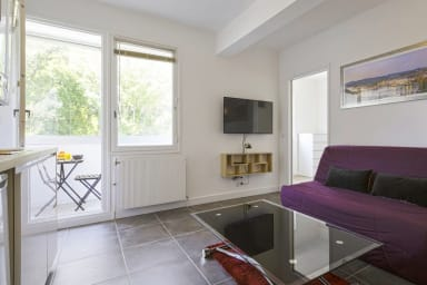 Nice flat with Loggia close to Bayonne city-center 3***