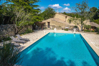 Amazing property in Provence, private pool, tennis