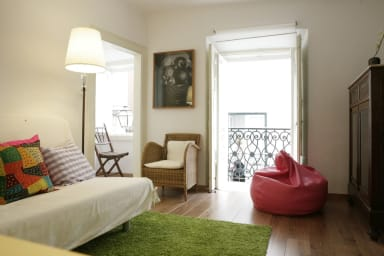 Chic Family Flat in Alfama