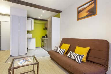 Charming studio at the heart of Old Bayonne