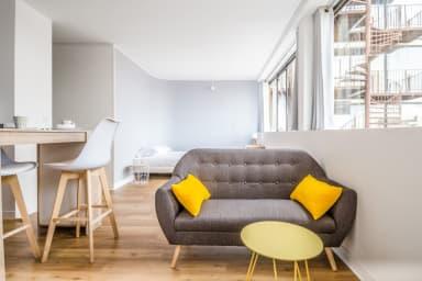 Studio moderne au coeur de Toulouse