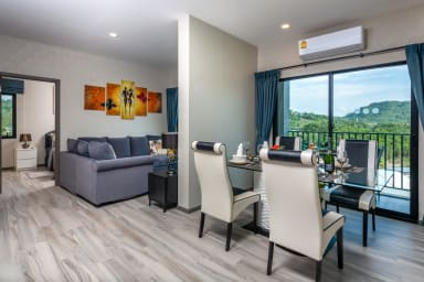 Let this luxurious apartment be your home in Phuket!