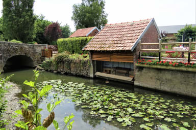 Le Lavoir Secret - atypical accommodation in a beautiful bucolic setting