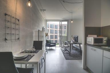 Modern studio in Lausanne #16