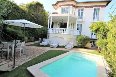BNB RENTING Villa les Palmiers