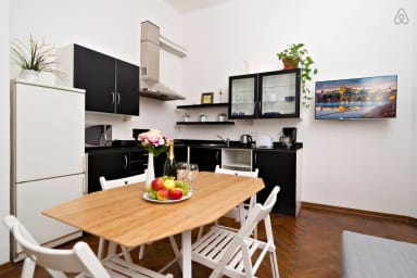 RUDOLFINUM - Modern 1BR around the corner from Old Town Square