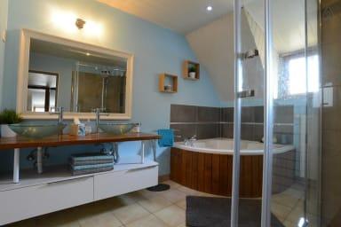 Chez Lauriane***, beau duplex avec balcon Colmar