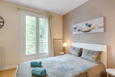 Studio cosy avec balcon aux portes de la vieille ville d'Annecy - Welkeys