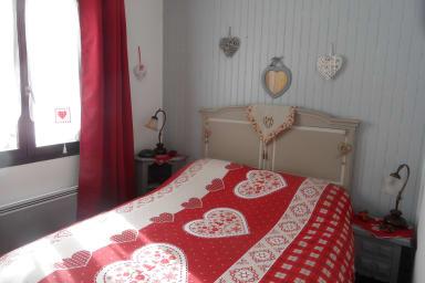 Le Chardonnet I - 1 chambre, 4 couchages