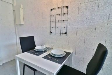 Modern studio in Lausanne #17