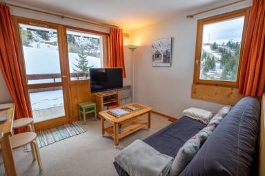 Appartement ski aux pieds Meribel Mottaret le Hameau