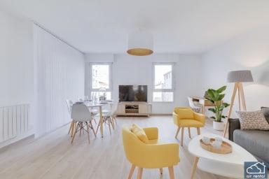 Bel appartement avec Parking au Vieux Port - Air Rental