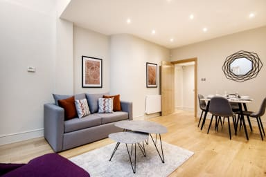 BELGRAVIA 1 bed stylish apartment
