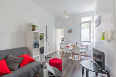 Homely Apartment near Place de la Victoire