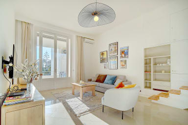 IMMOGROOM- Cosy - Cannes Center- A/C - Terrace- CONGRESS/BEACHES
