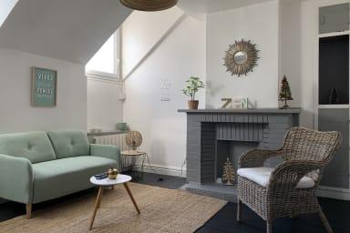 T3 idéalement situé - spacieux et calme - #N9