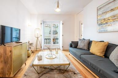 Stylish Baixa Collection Apartment