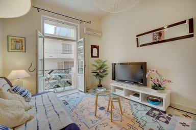 IMMOGROOM - Centre ville - Balcon - A/C - Tout confort - CONGRES/PLAGES