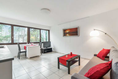 Bright & modern flat with park in Villeurbanne, just nearby Lyon - Welkeys