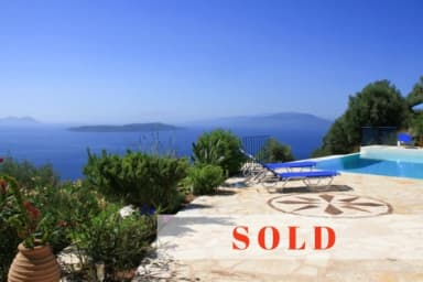 SOLD - Exclusive Villa(s) for Sale - Villa Coquillage  (+ Villa Turtle)