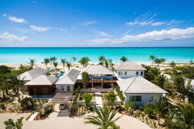 Hawksbill // Private Tennis & Basketball Court, Massage Room, and more