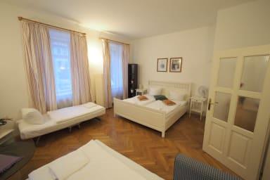 PragueStars White Swan Apartment 9