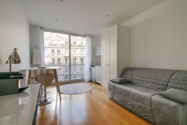 Cozy Studio for 2 guests near Trocadero