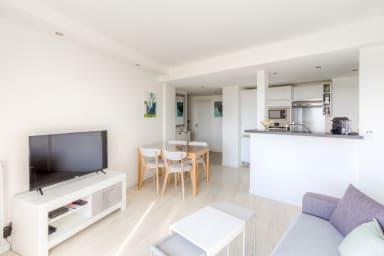 Azur & Vanille Appartement privé Vue Mer