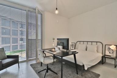 Modern studio in Lausanne #A2-04
