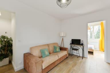 Appartement cosy récemment rénové à Bagnolet aux portes de Paris - Welkeys
