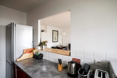 Homely Oberkampf Apartment for 4 guests
