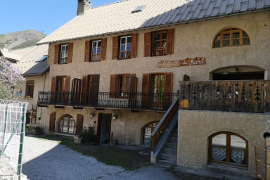 TYPICAL COTTAGE IN VILLAR D'ARENE - 50 M2 - 2 BEDROOMS - LARGE TERRACE
