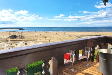 🥂 Sea, Smile & Sun | Vue Mer Panoramique-45m² - 4pers.